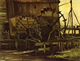 Das Museum Outlet–Wasserräder von van Gogh–Leinwand (61x 45,7cm)