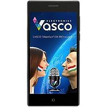 """Vasco Translator Premium 5"""": Elektronischer Übersetzer mit Spracheingabe, Sprachausgabe, 5"""" Display"""