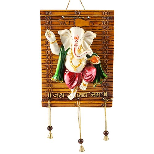 Aica Lord Ganesha Ganpati wall hanging hindu god wall decor -2