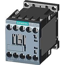 Siemens - Contactor auxiliar 2na+2nc corriente continua 220v s00 tornillo