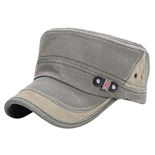 e Schatten-Art und Weisehut der Männer im Freien Baseballmütze Mode Hüte (Grün) (Dallas Cowboy Stroh Hut)