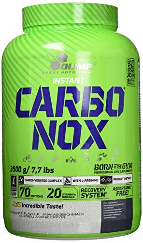 Olimp Carbonox | Kohlenhydrat Komplex | Versorgung mit essentieller Energie | Ananas Geschmack | 3,5 kg