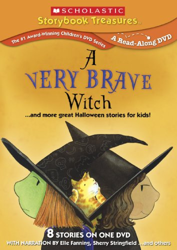 (A Very Brave Witch...and More Great Halloween Stories for Kids (Scholastic Storybook Treasures))