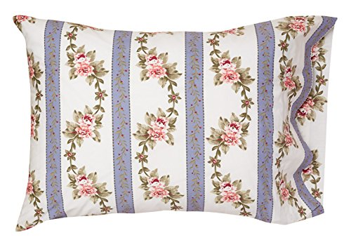 Be-You-tiful Home Annie Mais Blumen Set, Standard, blau -