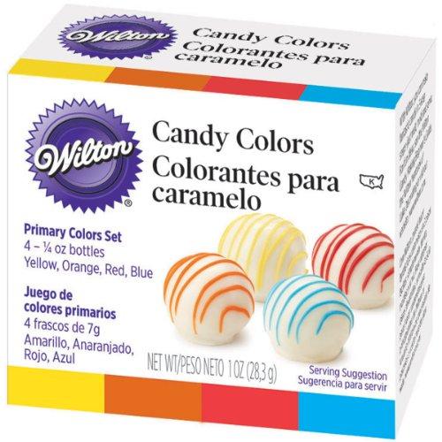 Wilton, Colorante alimentario - 28 gr.