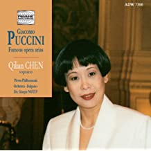 Puccini: Famous Opera Arias