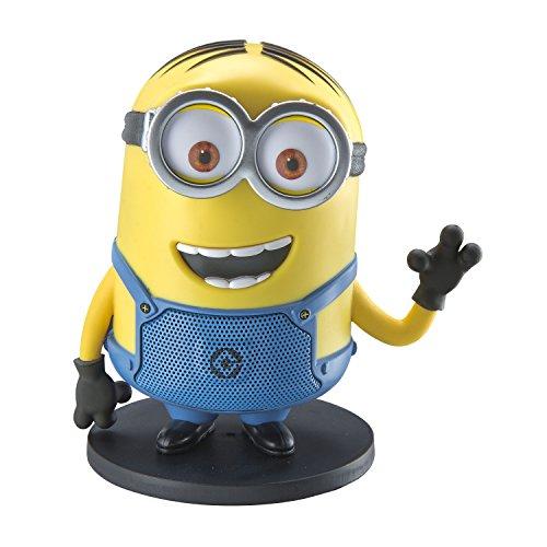 Ekids cattivissimo me - giocattolo minions minions altoparlante bluetooth confezione da 1
