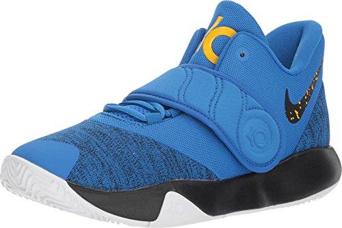 Nike Herren Kd Trey 5 Vi (gs) Sneakers Mehrfarbig (Signal Blue/Black/White/Amarillo 001) 40 EU