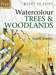 Ready to Paint: Watercolour Trees and Woodlands