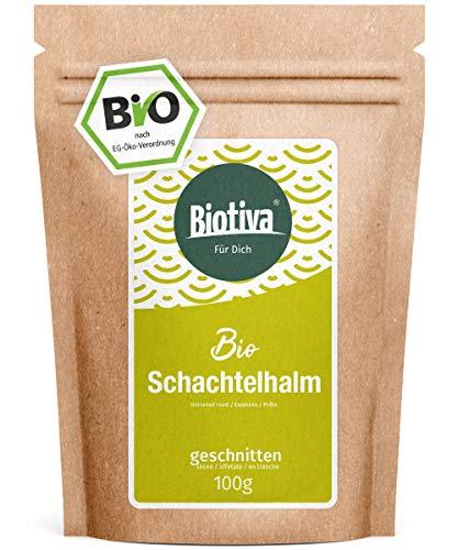 Schachtelhalmkraut (Bio,100g) | Zinnkraut | hochwertigste Qualität | Bio-Kräuter-Tee | kann bei...