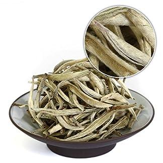 GOARTEA-100g-35-Oz-Supreme-Chinese-Organic-Bai-Hao-Yin-Zhen-BaiHaoYinZhen-Silver-Needle-White-Loose-Tea-Tee