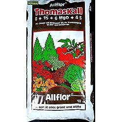 allflor Thomas Kali Thomas fosfatos potasio Fertilizante–Otoño y el invierno abono–para una mejor Invierno dureza de las Plantas