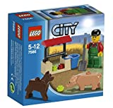 LEGO City 7566 - Landwirt - LEGO