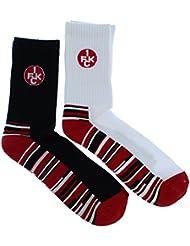 1.FC Kaiserslautern Sportsocke 2 Paar Fanartikel Socke