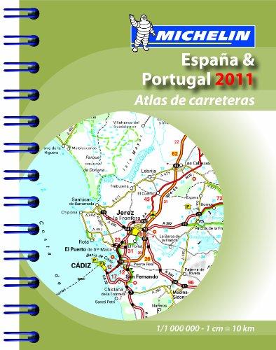 Mini Atlas - Spain & Portugal 2011