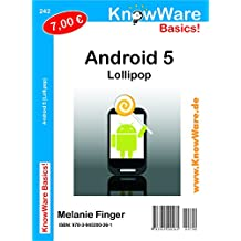 """KnowWare Android 5 """"Lollipop"""""""