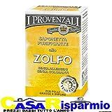I Provenzali Saponetta purificante allo zolfo, 100 g - [pacco da 6]