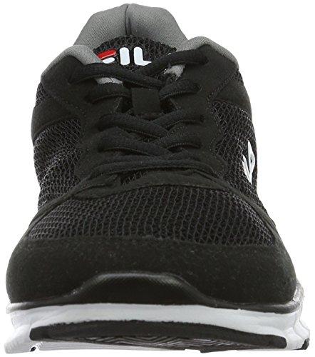 Fila Comet Run Low, Sneakers basses homme Noir