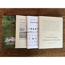 Edward Tufte All 4 Books
