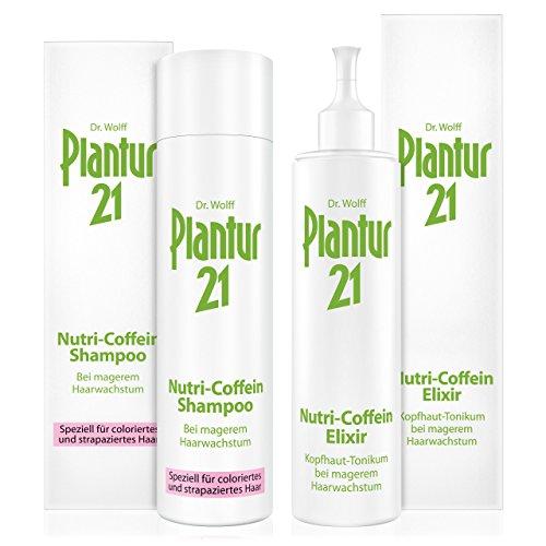 Plantur 21 Nutri-Coffein-Shampoo, 250 ml &...