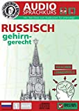 Birkenbihl Sprachen: Russisch gehirn-gerecht, 1 Basis, Audio-Kurs