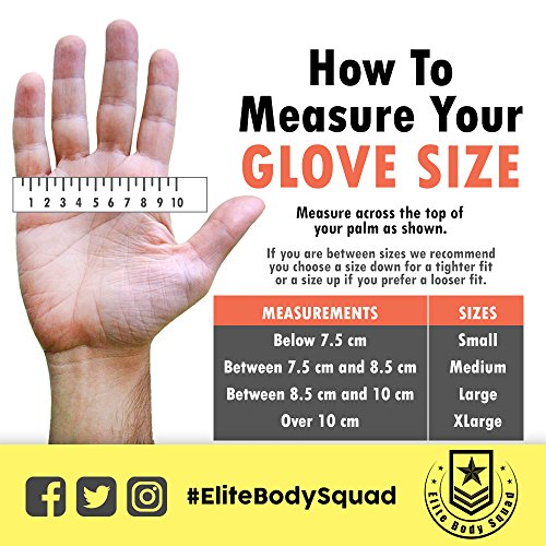 Elite-Body-Squad-Weight-Lifting-Gym-Gloves-Exercise-Fitness-Training-Glove-With-Leather-Grip-For-Men-Or-Women-2-FREE-Bonuses-Size-Large