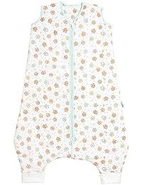 Schlummersack Schlafsack mit Füßen für den Winter warm gefüttert in 3.5 Tog - erhältlich in verschiedenen Größen und Designs für Jungen und Mädchen