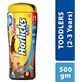 Junior Horlicks Stage 1 (2-3 years) Health and Nutrition drink - 500 g Pet Jar (Chocolate flavor)