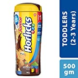 Horlicks Stage 1 (2-3 years) Health & Nutrition drink - 500 g Pet Jar (Chocolate flavor)