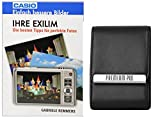 PREMIUM PRO Leder Set mit Fotobuch Ihre Exilim Casio