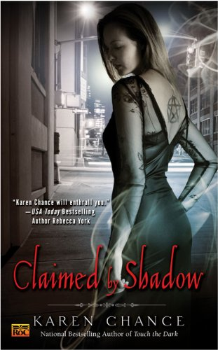 Claimed by Shadow (Cassandra Palmer, Book 2)
