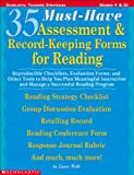 Best Scholastic Preschool Programs - 35 Must-Have Assessment and Record-Keeping Forms for Reading: Review