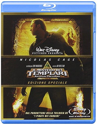 Il mistero dei templari [Blu-ray] [IT Import] Preisvergleich