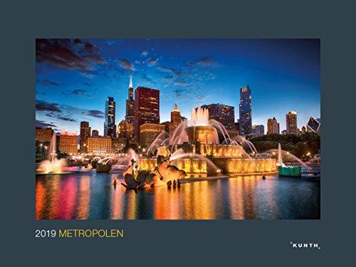 Metropolen 2019: Kalender 2019