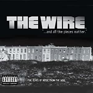 The Wire And All the Pieces Matter OST Five Years Of Music From The Wire (Deluxe Complete Edition)
