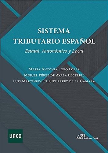 Sistema Tributario español. Estatal, autonómico y local..