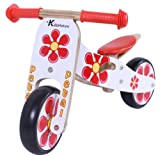 Petal Mini Wooden Balance Bike