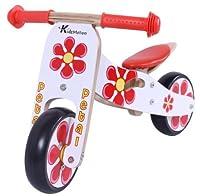 Petal Mini Wooden Balance Bike