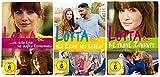 Lotta & ... 4 Filme-Set: ...& der Ernst des Lebens/& die frohe Zukunft/& die alten Eisen/& die großen Erwartunge