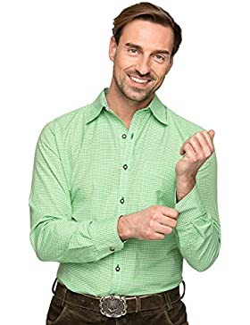 Stockerpoint Trachtenhemd Dave2 apfel