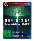 Independence Day 1+2 - Box Set [Blu-ray]