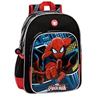 MARVEL Spiderman Set de Sac Scolaire, 40 cm, Bleu 24523A1