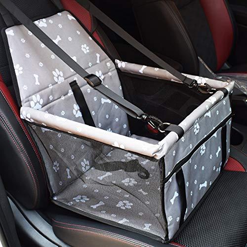JMAHM Autositz für Hunde, faltbar, für saubere Haustiere. -