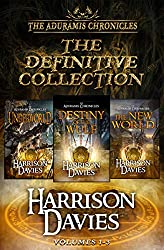 The Aduramis Chronicles: The Definitive Collection: Volumes 1-3