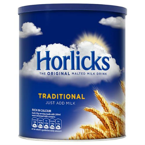 Horlicks - Malted Milk Drink Mix: 2Kg Tub