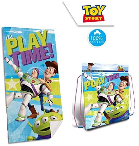 Toalla Playa Toy Story - 100 % algodón