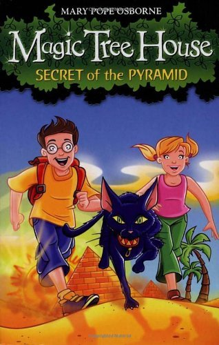 Magic Tree House 3: Secret of the Pyramid (English Edition)
