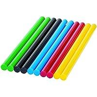 Bosch Heißklebesticks Durchmesser, 60 g, 10 Stück, 7 x 150 mm, Verschiedenfarbig Sortiert, 260925C067