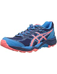 Asics Fujitrabuco 5, Chaussures de Running Femme