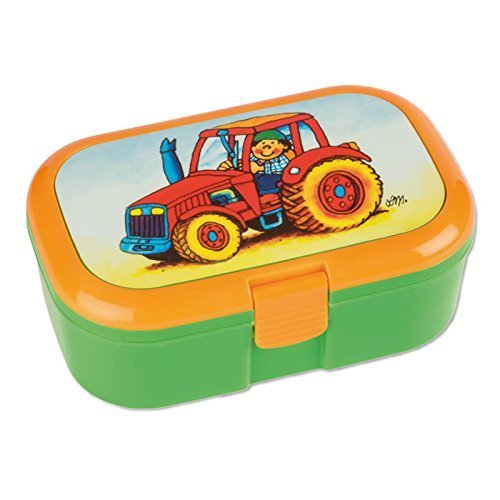Lutz Mauder 10621 Tractor Lunch Box